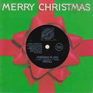 FIREFALL - MUSIGRAM 100 - CHRISTMAS IN LOVE A
