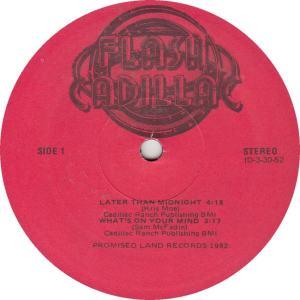 FLASH CADILLAC - PROMISED LAND 3350 R1