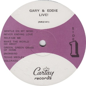 _GARY & EDDIE - CARTAY 2141 RA