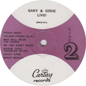 _GARY & EDDIE - CARTAY 2141 RB