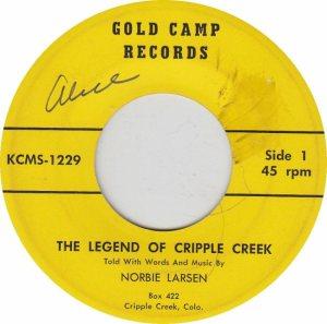 GOLD CAMP 1229 - IMPROVE A