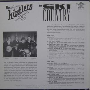 Hustlers - Finer Arts 103 LP - Husters - Ski Country F (2)