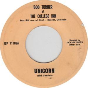 JACSON SOUND 71102 - TURNER BOB A