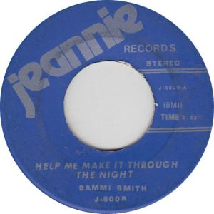 JEANNIE 5005 - SMITH, SAMMI - MAKE IT THROUGH THE NIGHT