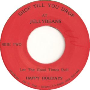 Jellybean 1 -Jellybeans - Let the Good Times Roll