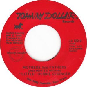JOHNNY DOLLAR 122 - STRINGER, DEBBIE B