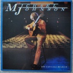 JOHNSON MICHAEL - EMI - YOU CAN CALL ME BLUE 1980