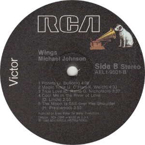 JOHNSON MICHAEL - RCA 9501 - WINGS RAA (2)