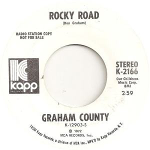 Kapp 2166 DJ - Graham County - Rocky Road