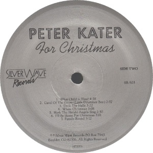 KASTER, PETER - SILVER WAVE 503 - A1 (2)