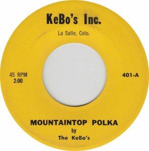 KE BO 401 - KEBOS - A