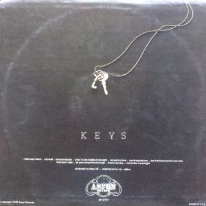 KEYWORTH, JON - ASPEN 2710 - KEYS C2