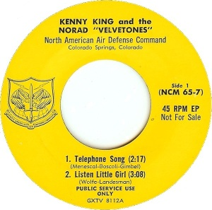 KING KENNY - NORAD A