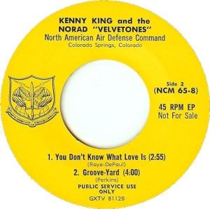 KING KENNY - NORAD B