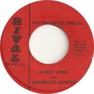 King, Randy - Rival - Nashville Special