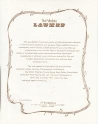 LAWMEN - BIO 4
