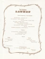 LAWMEN - BIO 5