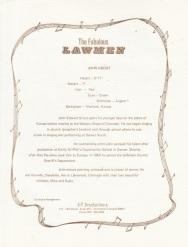 LAWMEN - BIO 8
