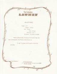 LAWMEN - BIO 9
