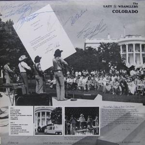 LAZY B WRANGLERS - LAZY B 197890 - RAA (3)A
