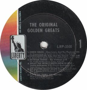 LIND BOB - LIBERTY 3500 - RA