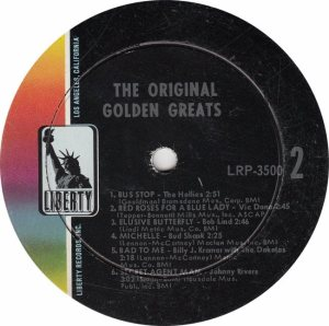 LIND BOB - LIBERTY 3500 - RB