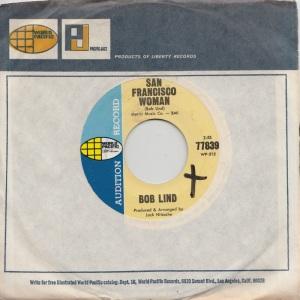 LIND BOB - WORLD PACIFIC 77839 DJ C