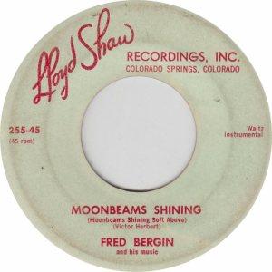 LLOYD SHAW 255 - BERGIN FRED - A
