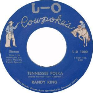 LO COWPOKES - KING RANDY 1002 A