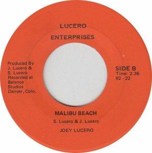 LUCERO ENT 92-22 - B