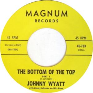 Magnum 733 - Wyatt, Johnny - The Bottom Of the Top Part 1 R