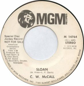 MCCALL CW - MGM 14764 - DJ - 74 (1)