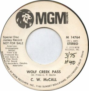 MCCALL CW - MGM 14764 - DJ - 74 (2)