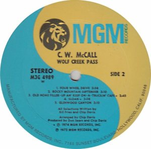 MCCALL CW - MGM 4989 - RB