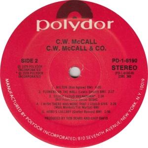 MCCALL CW - POLYDOR 6190 _0001