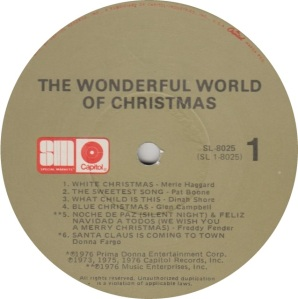 MCCALL & OTHERS - WONDERFUL WORLD R