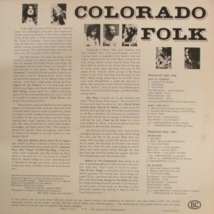 McCrimmon - Biscuit City 1304 - Colo Folk B