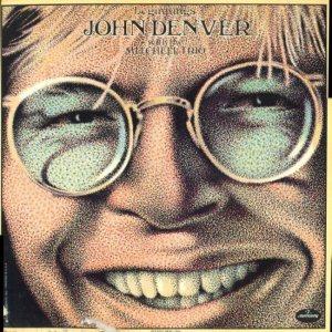 MERCURY - DENVER JOHN - W MITCHELL TRIO 73 A