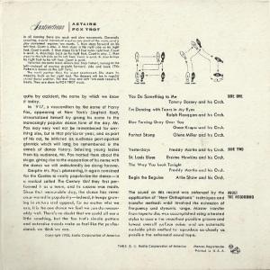MILLER GLENN EP 15 - 1955 VARIOUS D
