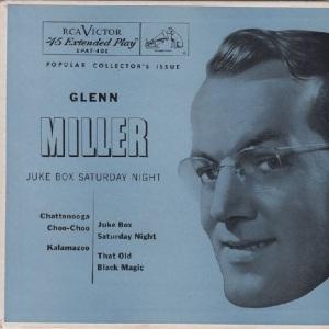MILLER GLENN EP 2 1952 A