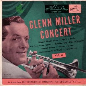 MILLER GLENN EP 3 1952 - A