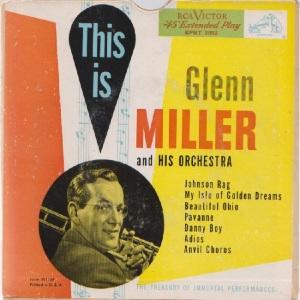 MILLER GLENN EP 4 - 1952 A
