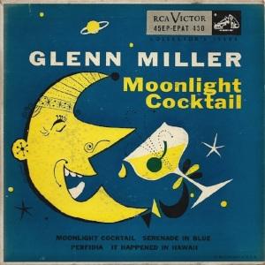 MILLER GLENN EP 5 - 1954 A