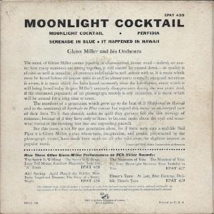 MILLER GLENN EP 5 - 1954 B
