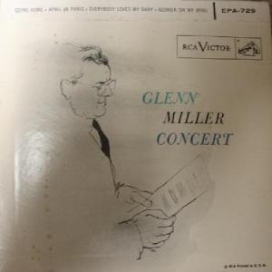 MILLER GLENN EP 6 - 1956 A