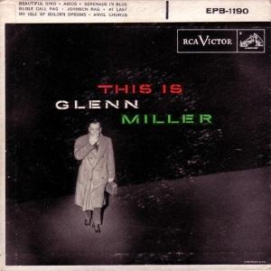 MILLER GLENN EP 7 - 1956 A