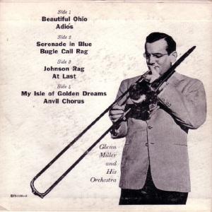 MILLER GLENN EP 7 - 1956 D