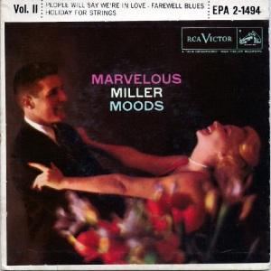 MILLER GLENN EP 8 - 1957 A