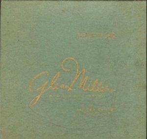 MILLER GLENN EP 9100 BOOK A