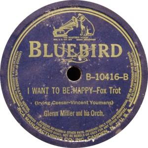 MILLER GLENN - RCA BB 10416 - 39 - B